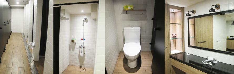 toilet female